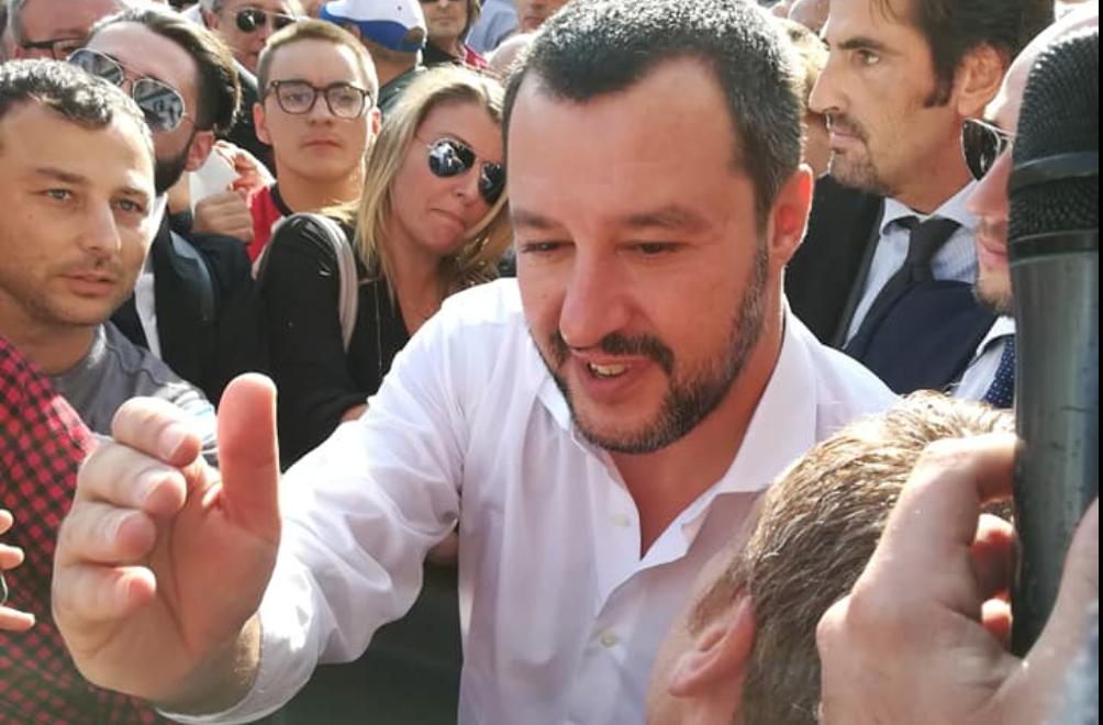 """Photo of Elezioni, Salvini: """"L'obiettivo della Lega è cambiare l'Europa"""""""