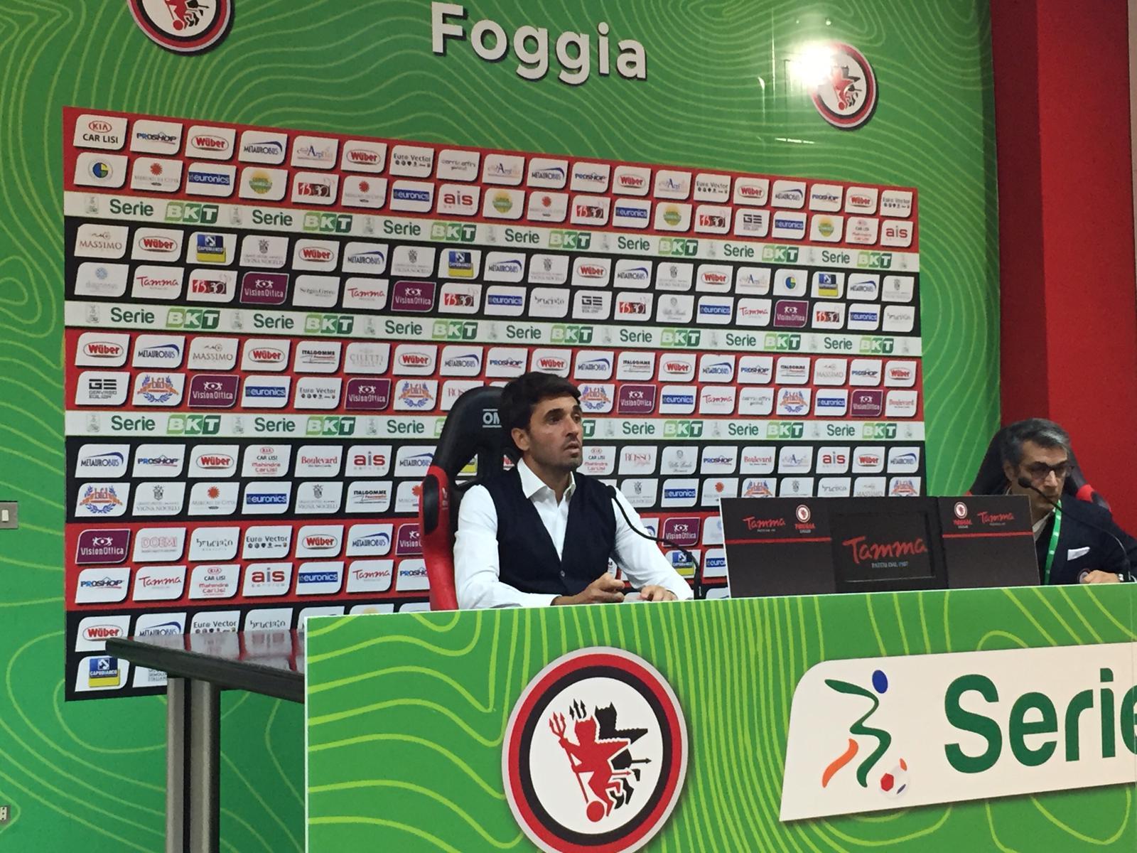 """Photo of Foggia, Grassadonia: """"Una battaglia vinta col cuore. Tifosi? Sono stupito, ci hanno fatto volare"""""""