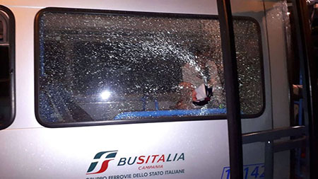 Photo of Salerno. Bus ridotti per protesta: disagi per i pendolari