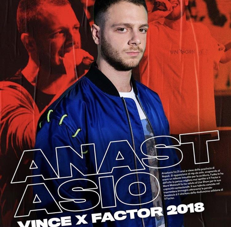 """Photo of X Factor: Marco Anastasio e la sua """"Fine del Mondo"""" vincono la dodicesima edizione del programma"""