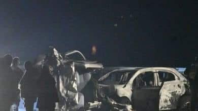 Photo of Auto contromano sulla statale: perdono la vita sei persone nello scontro frontale