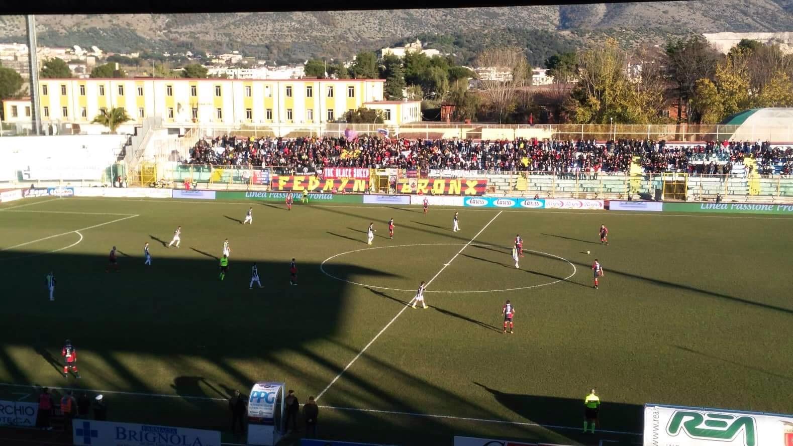 Photo of Casertana. Le partite vanno chiuse: la Sicula Leonzio pareggia nel finale