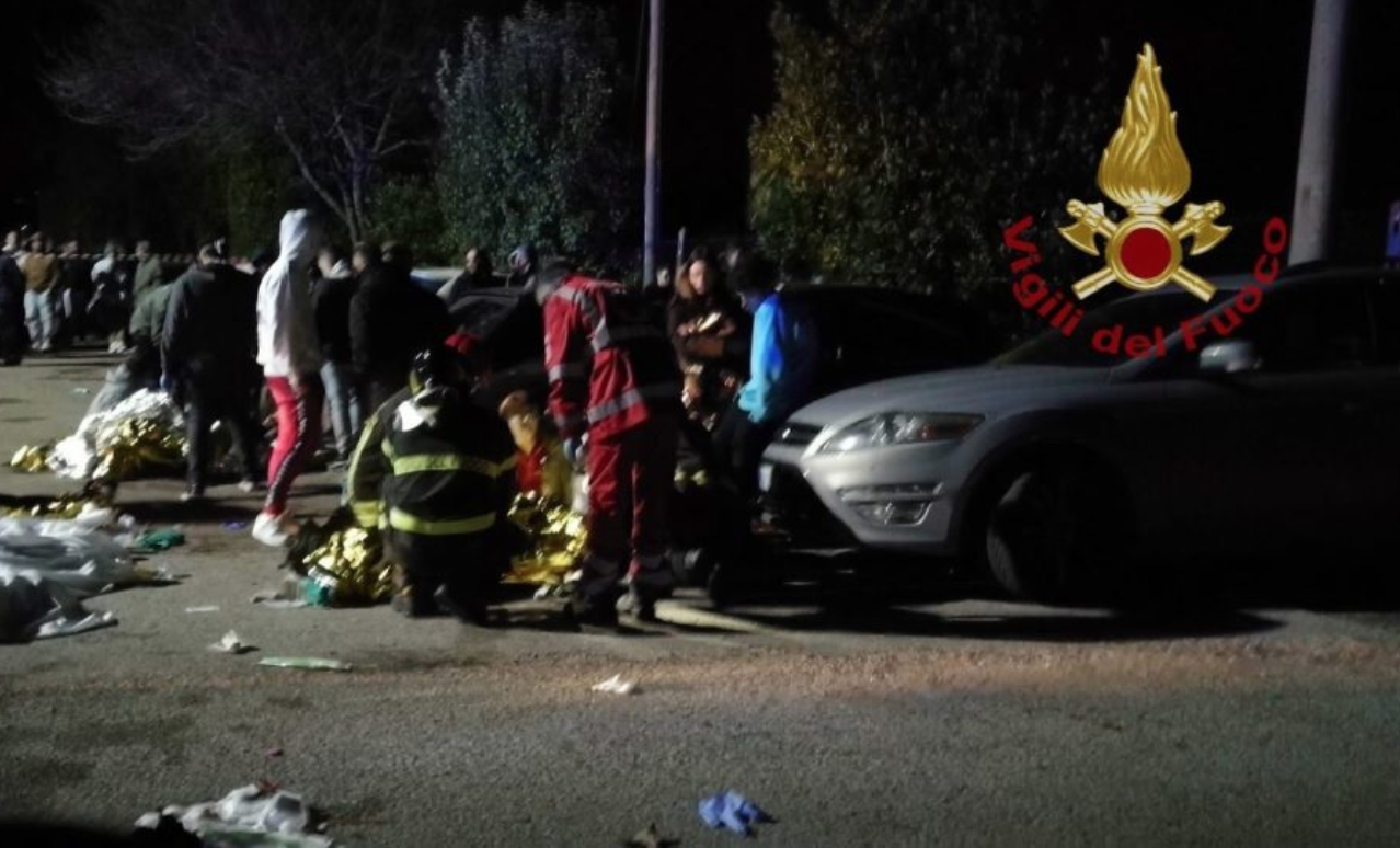 Photo of (VIDEO). Tragedia in una discoteca: 6 morti e 100 feriti di cui 12 gravi