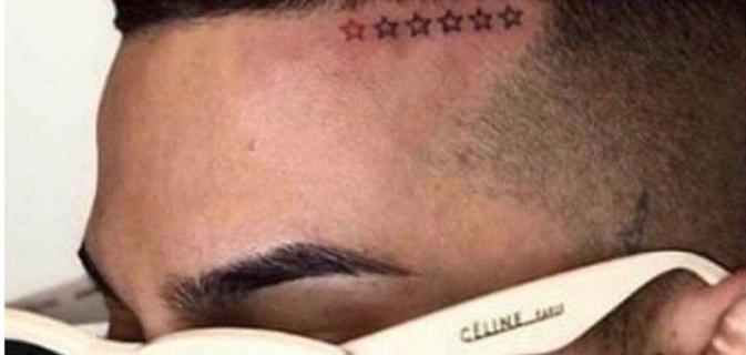 Photo of Tragedia di Ancona, Sfera Ebbasta si tatua in memoria delle vittime