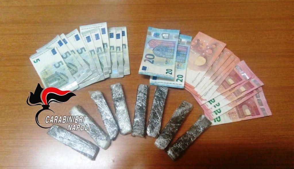 Photo of Torre del Greco. Nascondeva la droga negli infissi: preso 37enne