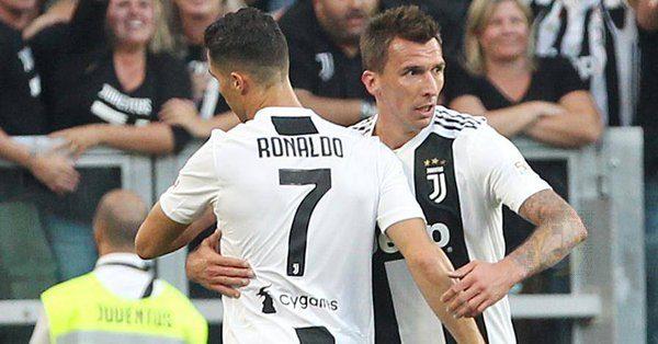 Photo of Juventus Campione d'Inverno grazie al solito Mandzukic: battuta 1-0 la Roma