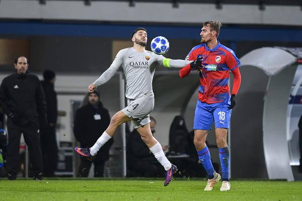 Photo of La Roma già qualificata agli Ottavi cade sul campo del Viktoria Plzen: è 2-1 per i cechi