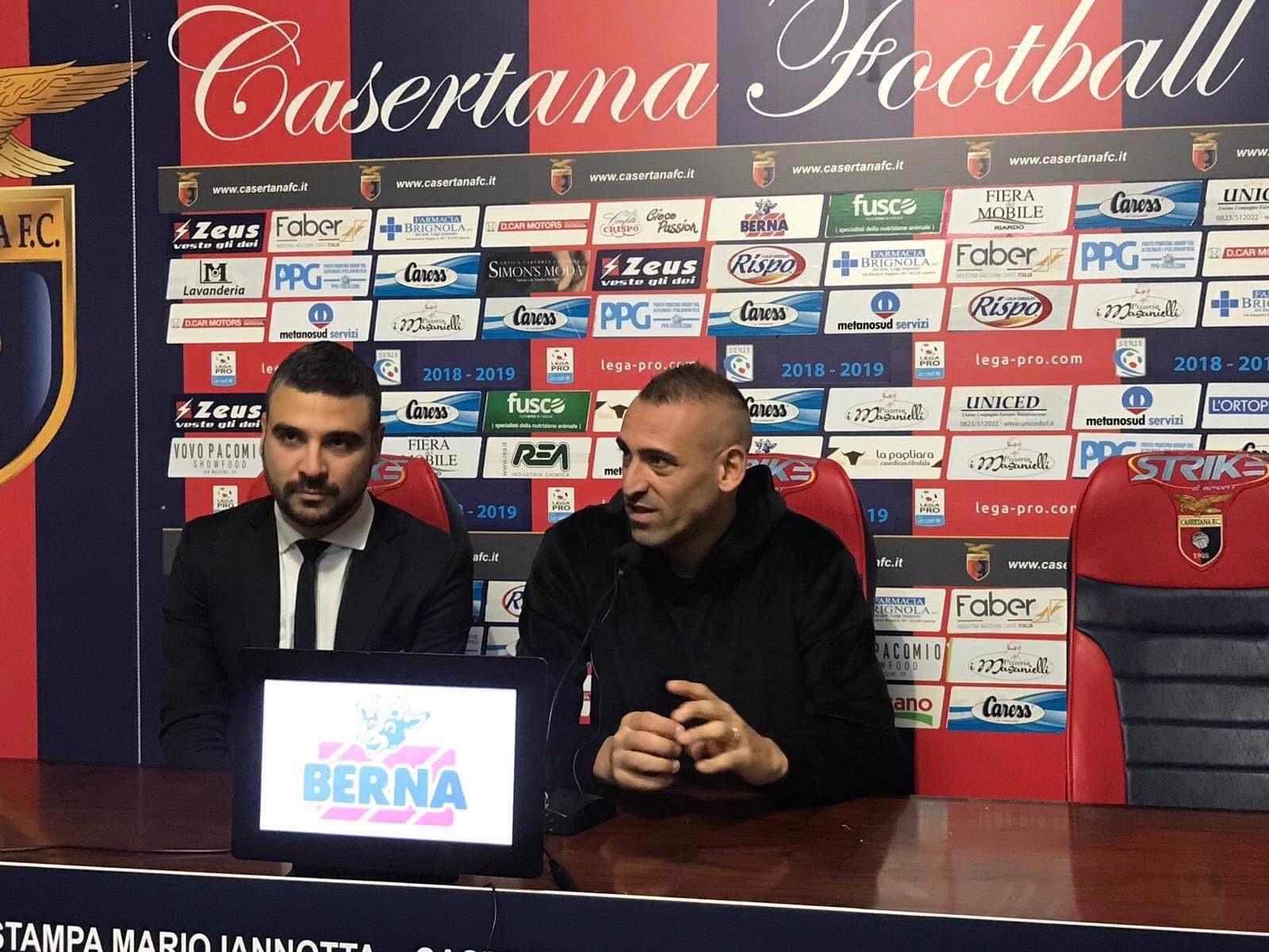 """Photo of Casertana, Castaldo: """"Contento per il gol, dobbiamo continuare così. Con la Juve Stabia solo voci"""""""