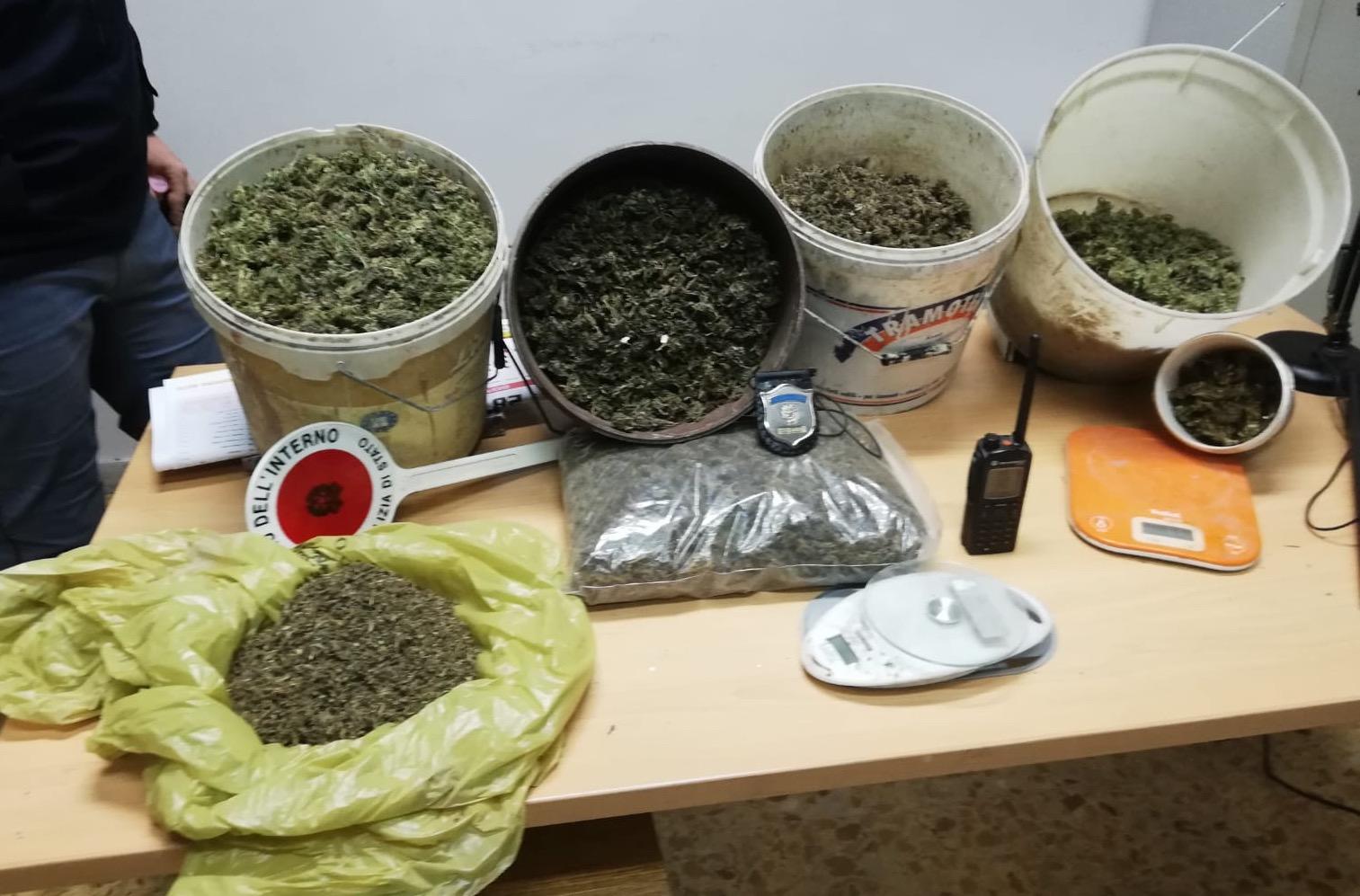Photo of Napoli. Sorpreso in casa con notevole quantità di sostanze stupefacenti: arrestato