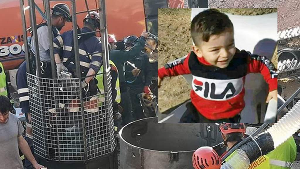 Photo of Spagna, ritrovato senza vita il piccolo Julen
