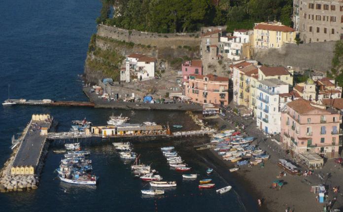 Photo of Sorrento. Verso la riqualificazione delle acque di Marina Grande, la soddisfazione del sindaco Cuomo