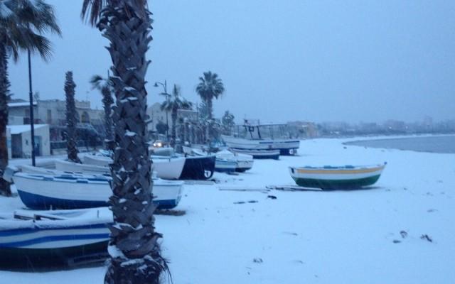 Photo of Calabria, previste nevicate nella giornata di domani: temperature in picchiata