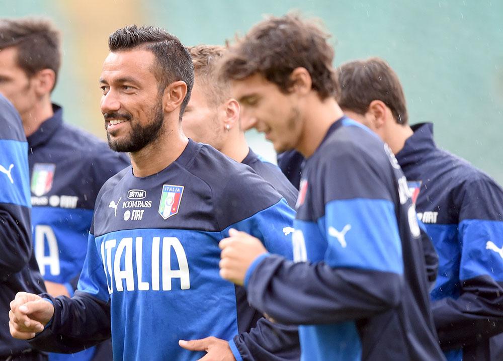 Photo of Stage Nazionale: Mancini convoca anche Quagliarella
