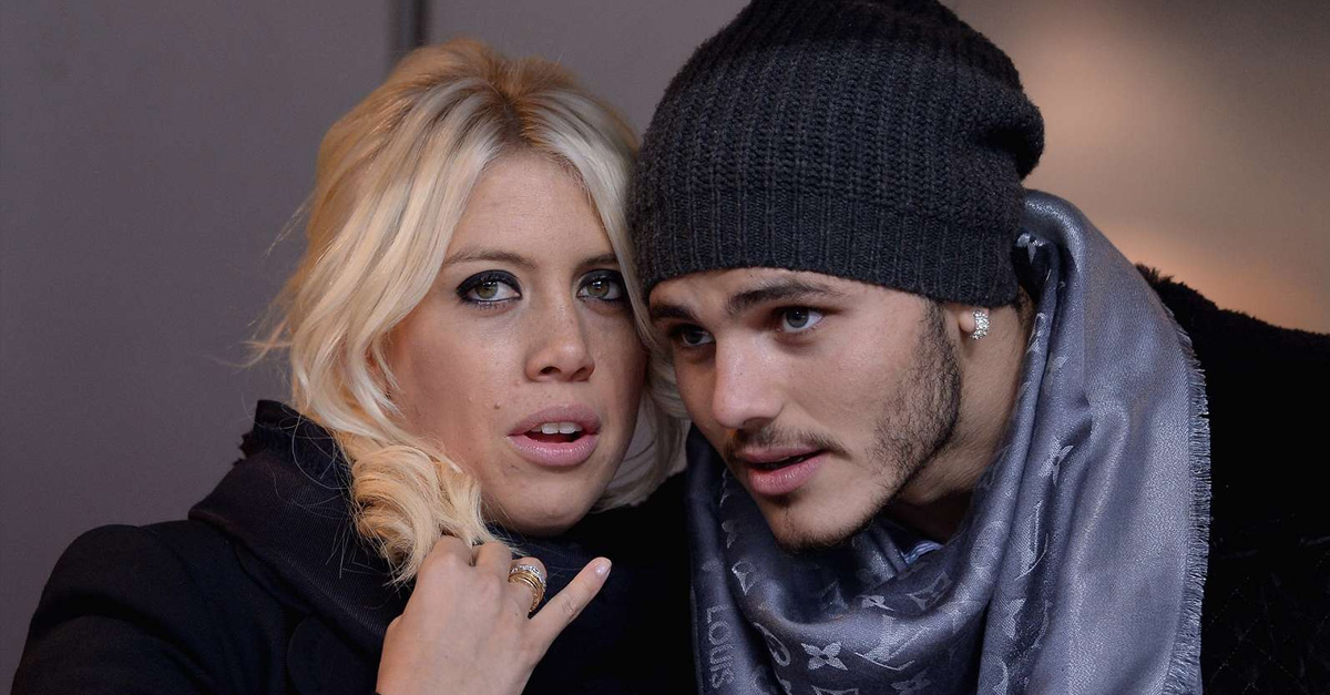 "Photo of ""Divorzio Icardi-Wanda: lei lo tradisce con Brozovic"": il croato querela il The King Corona Magazine"