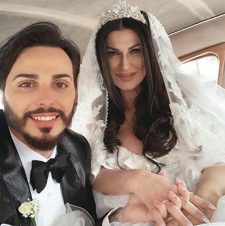 Photo of Nozze Tony Colombo e Tina Rispoli: bimbo in arrivo per i neo sposini