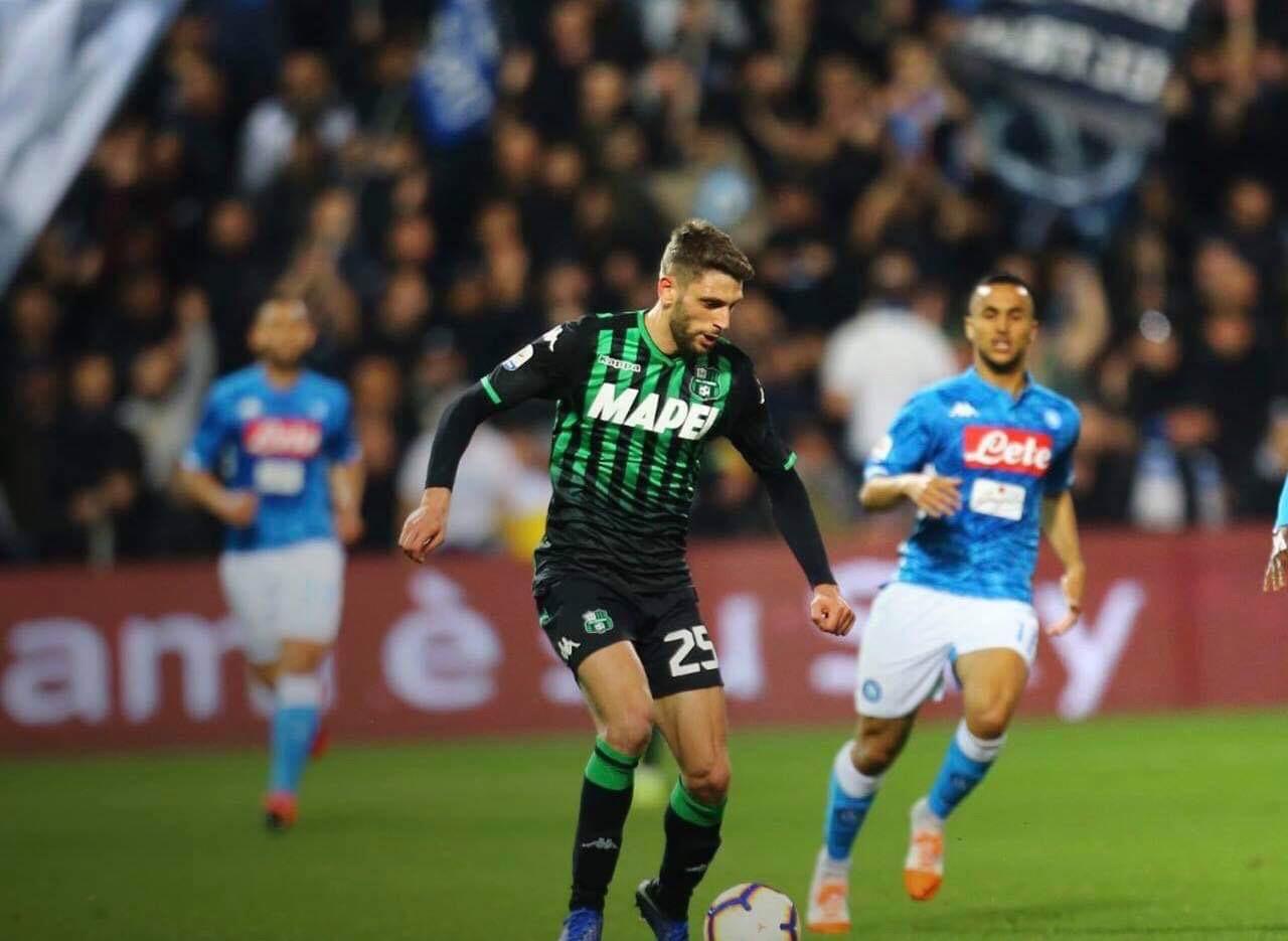 Photo of Napoli, Insigne risponde a Berardi: solo un pari contro il Sassuolo