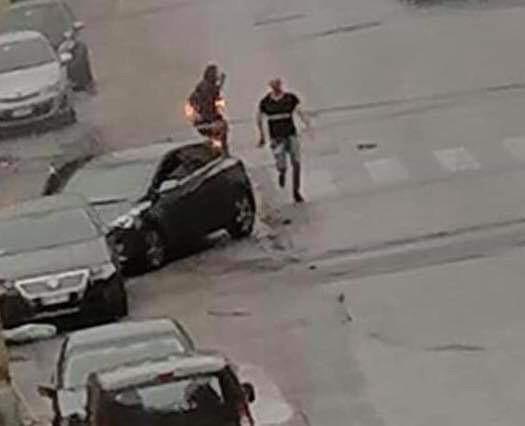 Photo of Trasferita al Centro grandi ustionati di Bari la donna bruciata dall'ex marito