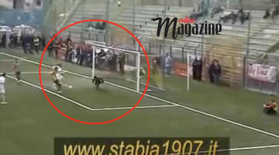 """Photo of Nessuna Calciopoli del Vesuvio, assolto il portiere del Sorrento: contro la Juve Stabia fu una """"papera"""". Crolla Golden Gol 2 (VIDEO)"""