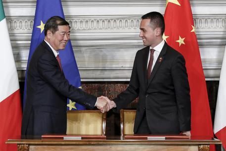 """Photo of Di Maio: """"Con la Cina accordi da 2.5 miliardi di euro"""""""