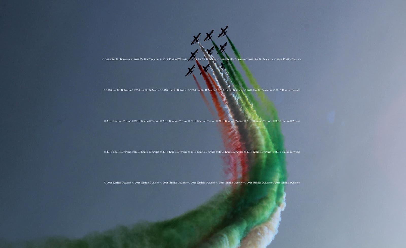 Photo of Frecce Tricolori, tutto pronto per l'esibizione di domani sul cielo dello Stretto