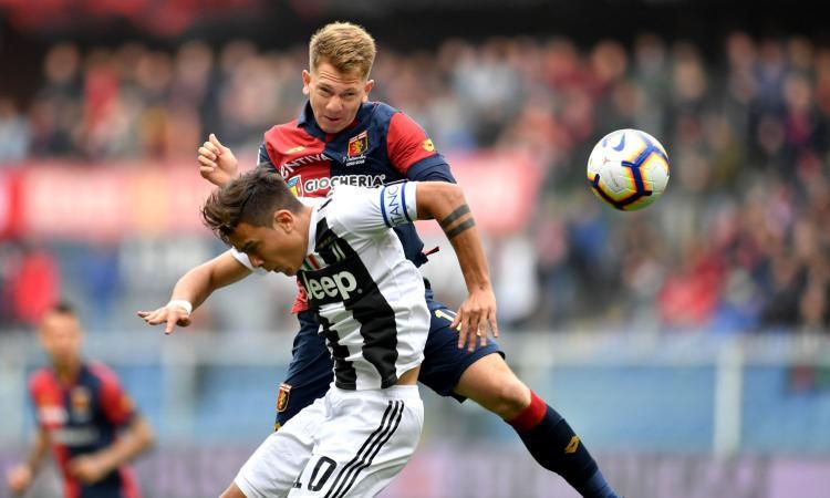Photo of La Juventus cade per la prima volta in campionato: il Genoa vince 2-0