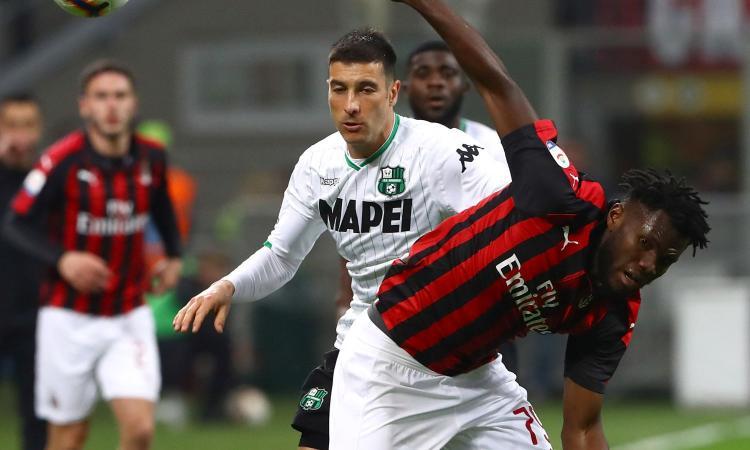 Photo of Milan, fortuna e sofferenza contro il Sassuolo: un 1-0 che vale il terzo posto in classifica