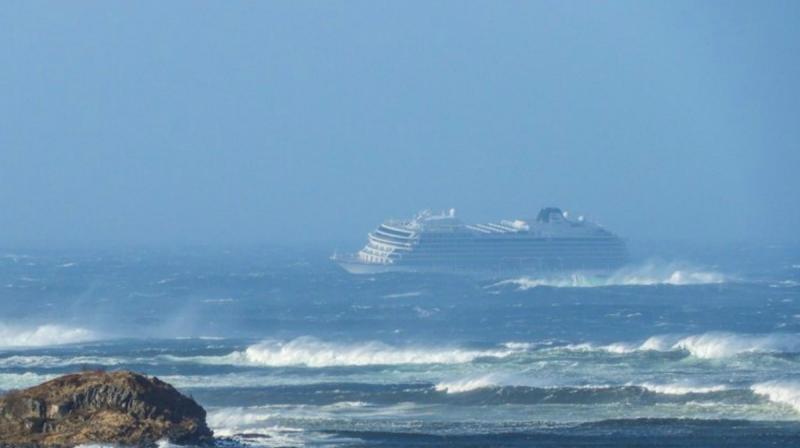 Photo of Norvegia, nave da crociera in avaria: avviata l'evacuazione di 1.300 passeggeri