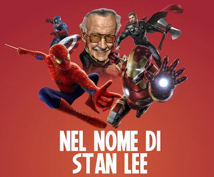 """Photo of """"Nel nome di Stan Lee"""", una giornata stile Marvel in provincia di Avellino"""