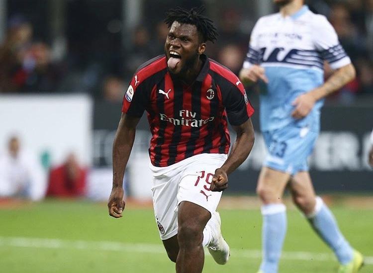 Photo of Scaccomatto del Milan, a San Siro decide la rete di Kessie: Lazio sconfitta