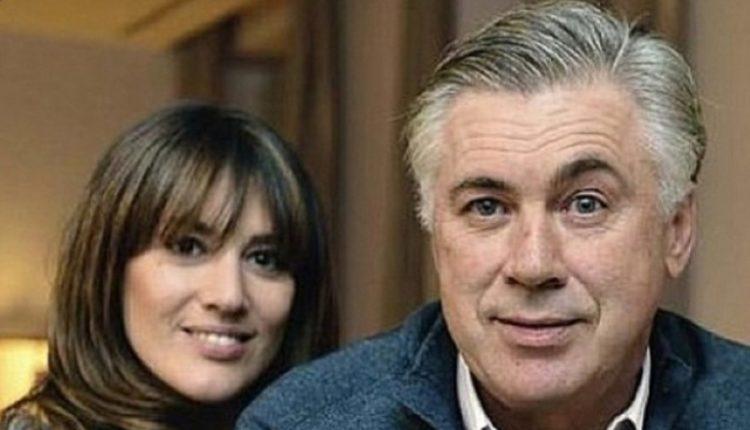 """Photo of Katia Ancelotti: """"Amore a prima vista tra papà e Napoli, potrebbe restare a vita"""""""