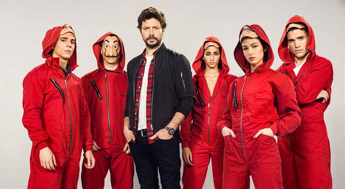 Photo of La Casa di Carta 3 su Netflix dal prossimo luglio