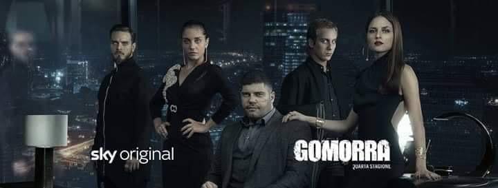 Photo of Gomorra, due personaggi della serie ospiti al Comicon