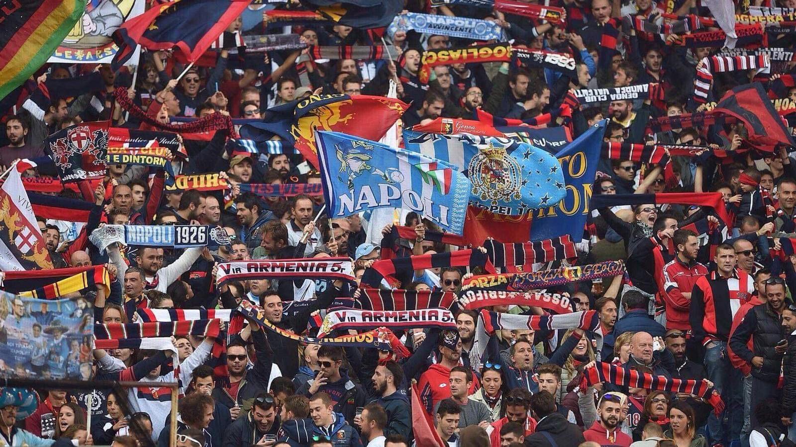 Photo of Napoli-Genoa, la rottura del gemellaggio tra tifoserie dopo gli scontri di Milano a Santo Stefano