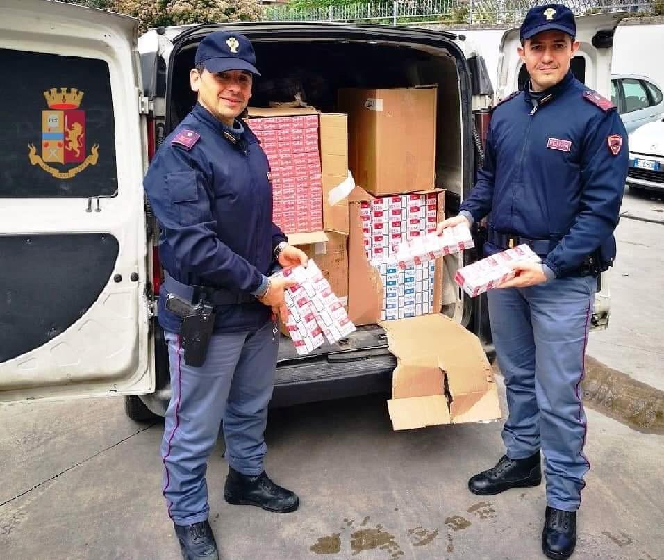 Photo of Salerno, contrabbandieri di sigarette con il reddito di cittadinanza: arrestati