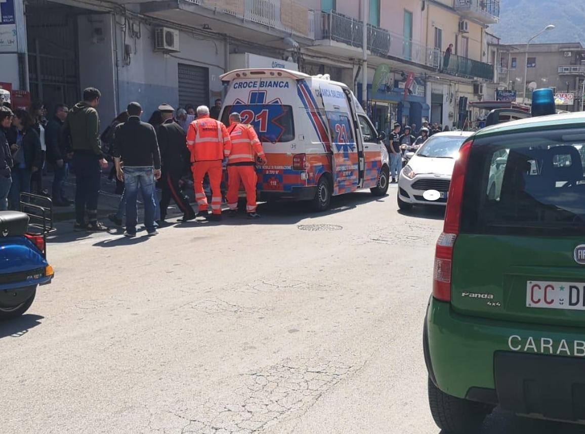 Photo of Castellammare. Incidente in periferia, giovane investe una donna