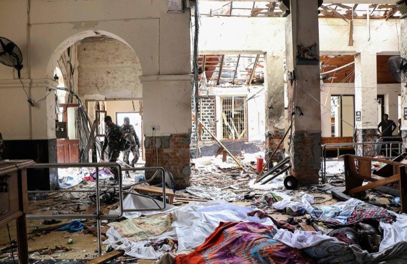 Photo of Scontri in Sri Lanka, trovati 15 cadaveri in un appartamento: ci sono anche 6 bambini