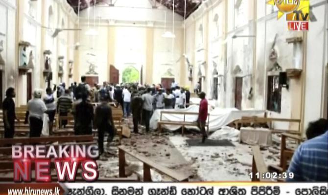 Photo of Strage Sri Lanka, l'India aveva lanciato l'allarme poche ore prima