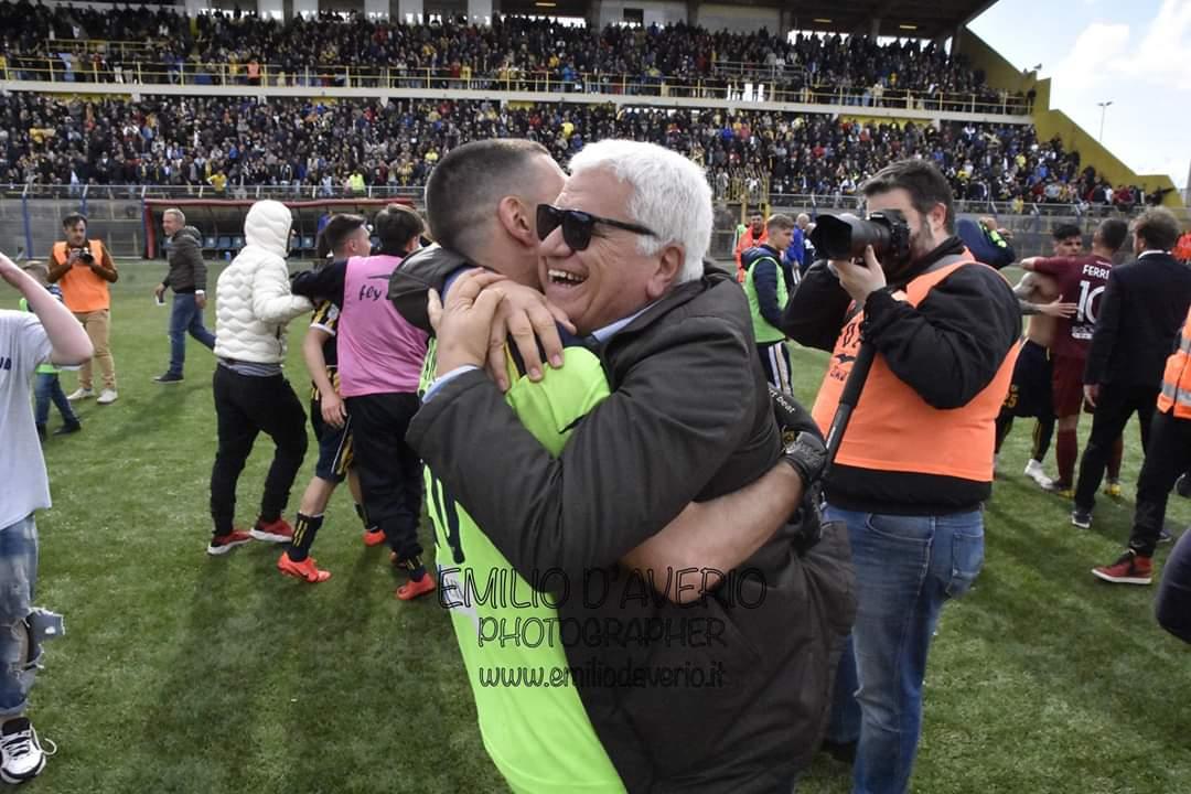Photo of Juve Stabia, tutto questo è merito di un Uomo: Francesco Manniello