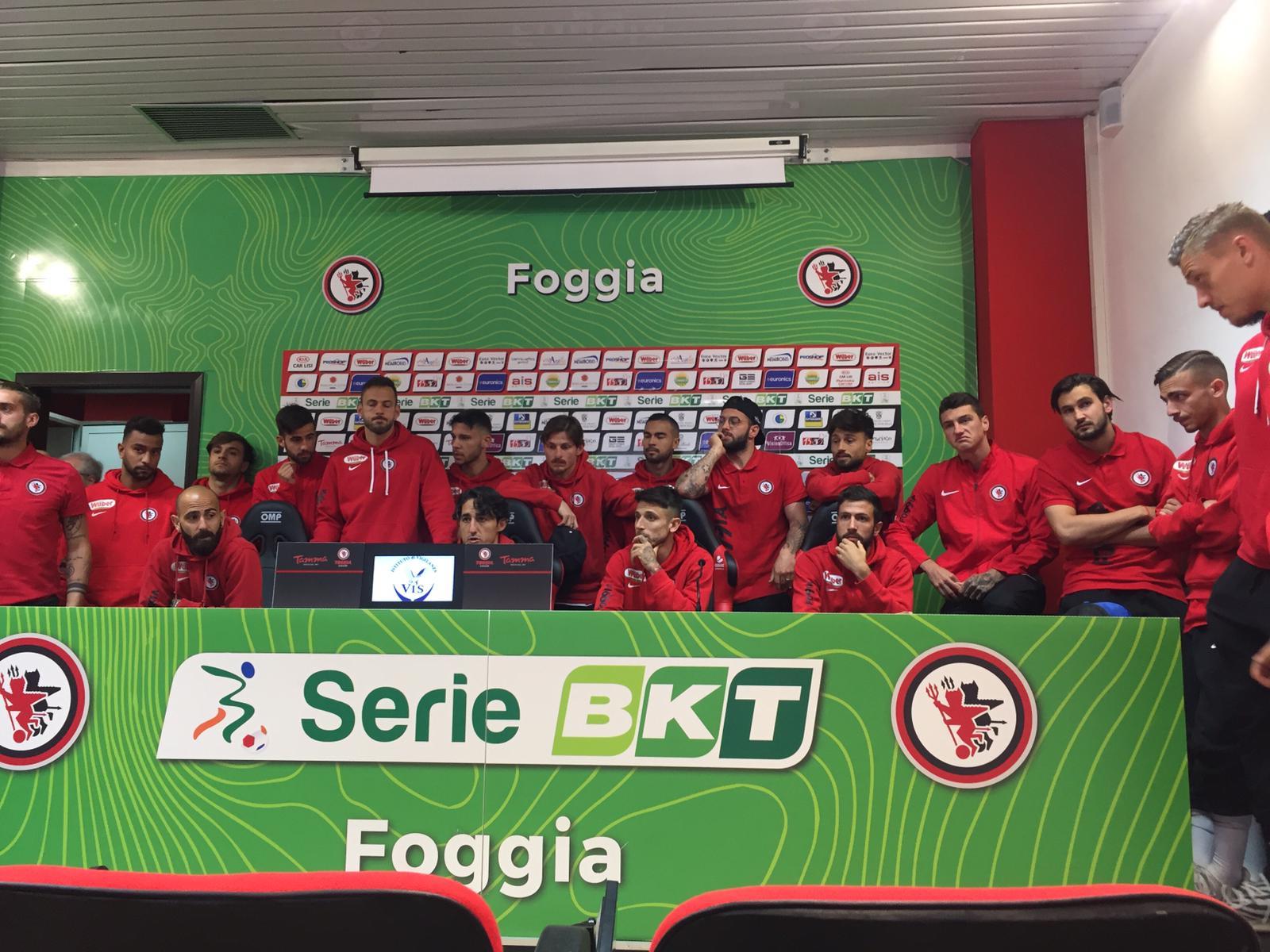"""Photo of Foggia, speciale conferenza stampa. Agnelli: """"Non chiediamo niente ai tifosi, ma restiamo uniti"""""""