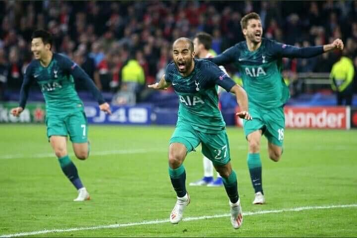 Photo of È la Champions più pazza di sempre, anche il Tottenham compie una rimonta storica: Lucas eroe con una tripletta
