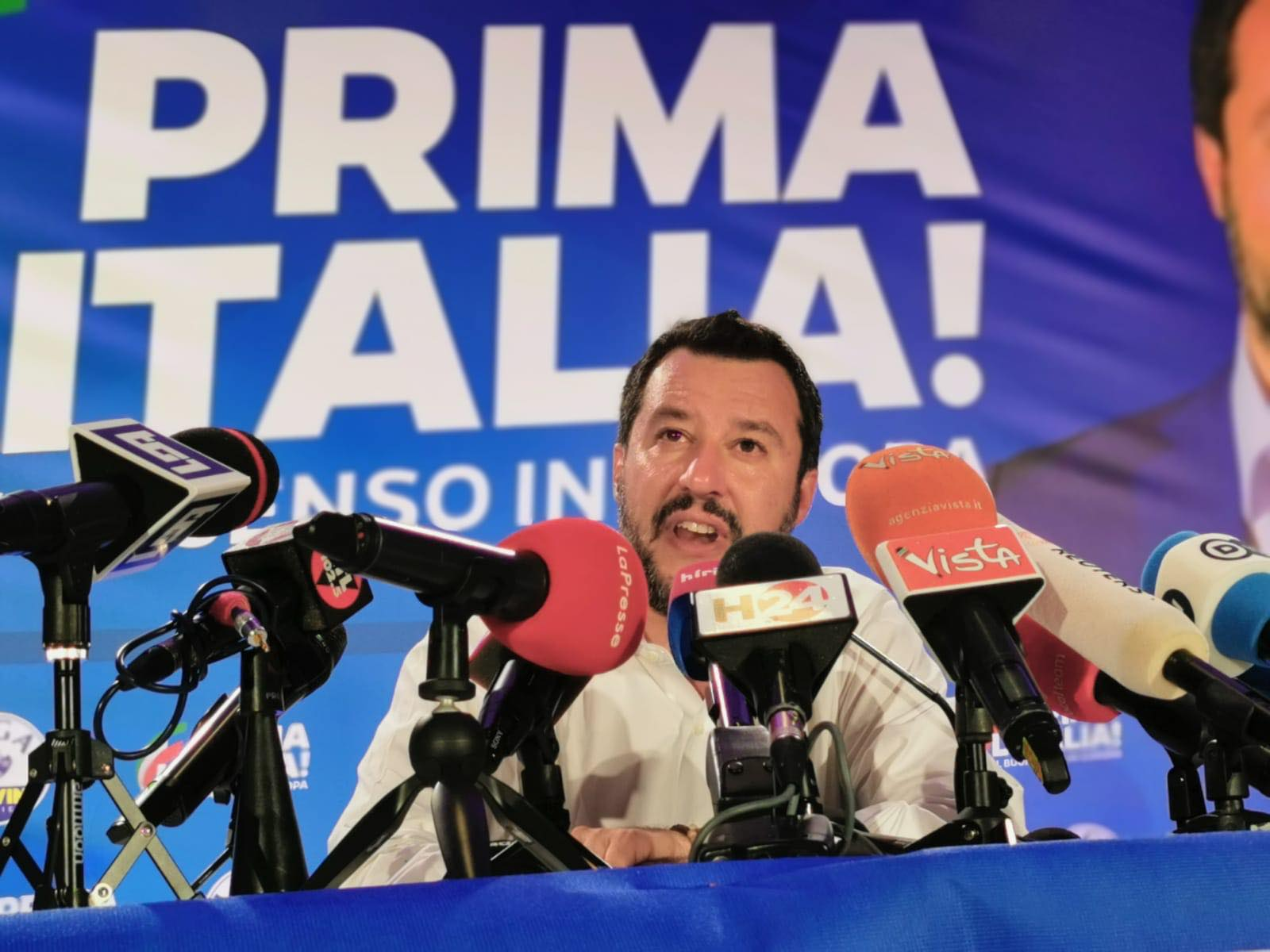 Photo of Salvini in visita a Sorrento, ma nel tour è esclusa Castellammare