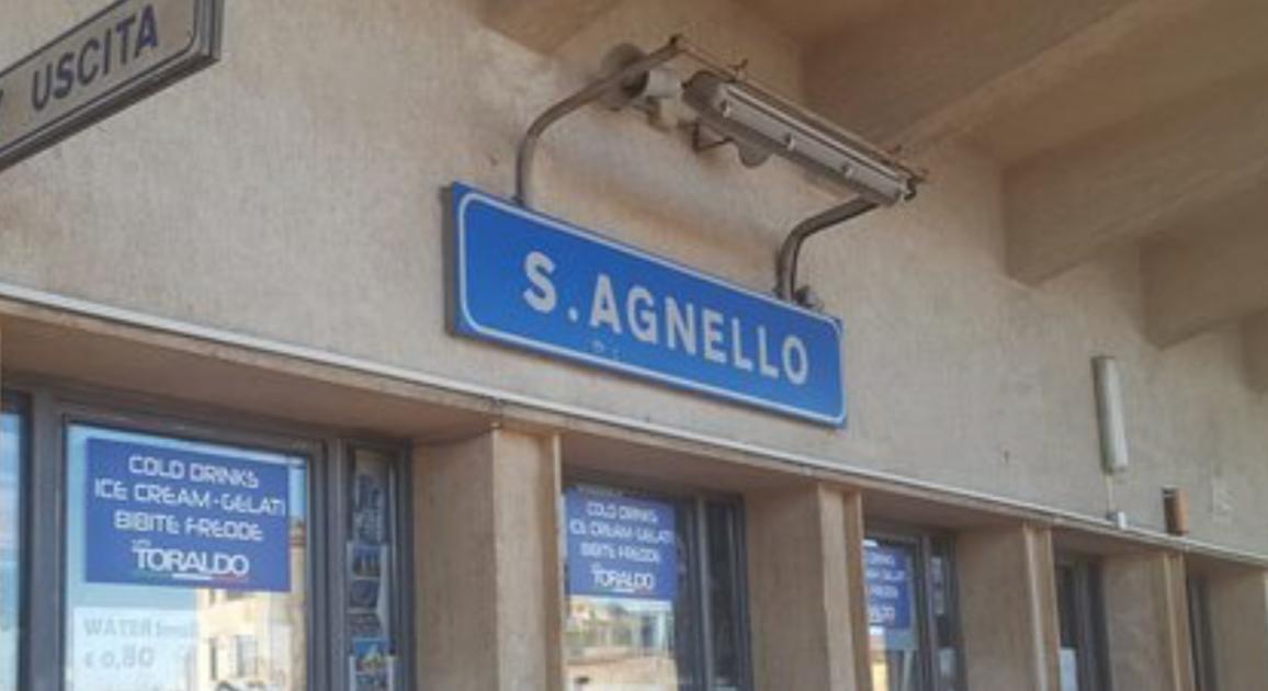 Photo of Penisola Sorrentina. La stazione Eav di Sant'Agnello si rifà il look