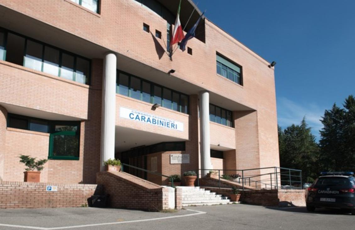 Provinciale-Siena-Carabinieri