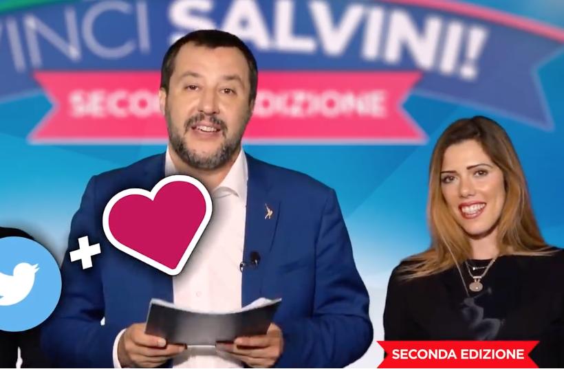 Vinci-Salvini-Battipaglia