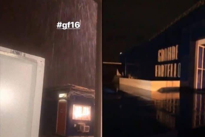 Photo of Maltempo su Roma, fulmine si abbatte sulla casa del Grande Fratello: salta la diretta