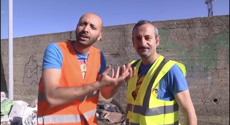 Photo of Reggio Calabria. Gli 'Aldo al Quadrato' tornano a denunciare la situazione rifiuti con un video che racconta un'amara realtà (VIDEO)