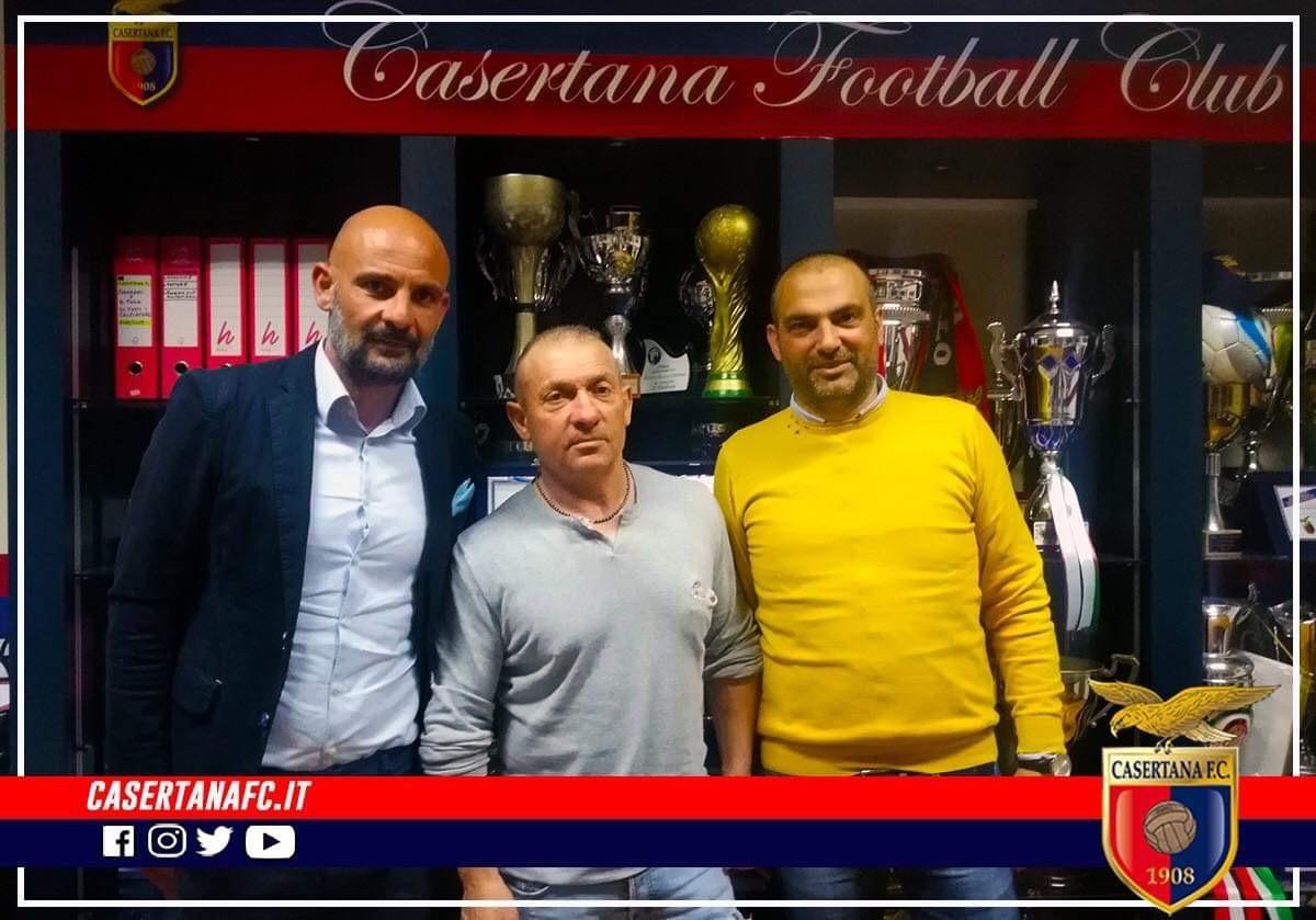 """Photo of Casertana, Ciro Ginestra è il nuovo allenatore: """"Una grande opportunità per la mia carriera"""""""