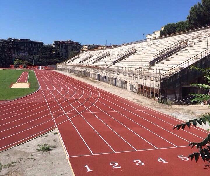 Photo of Lo Stadio Collana è praticamente pronto per le Universiadi, ultimati il campo e la pista di atletica: mancano solo alcune rifiniture