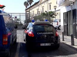 TorredelGreco-Carabinieri