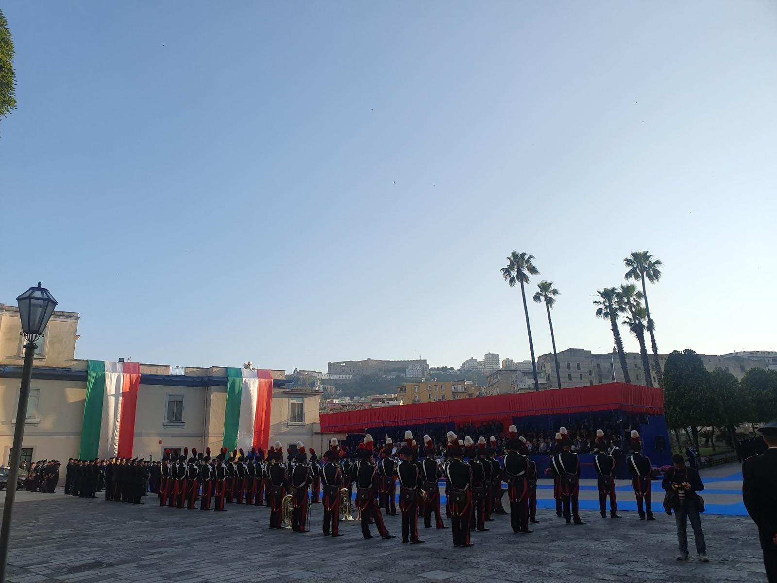 Photo of 5 giugno 2019: 205° Anniversario della fondazione dell'Arma dei Carabinieri